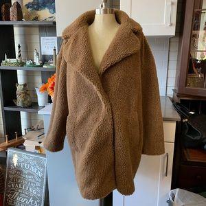 Abercrombie Teddy Bear Jacket! BNWT!
